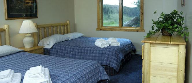 Wilderness Edge Lodge & Cabin Rentals